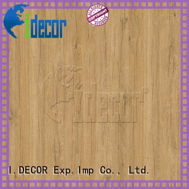 real wood look paper customized for master room