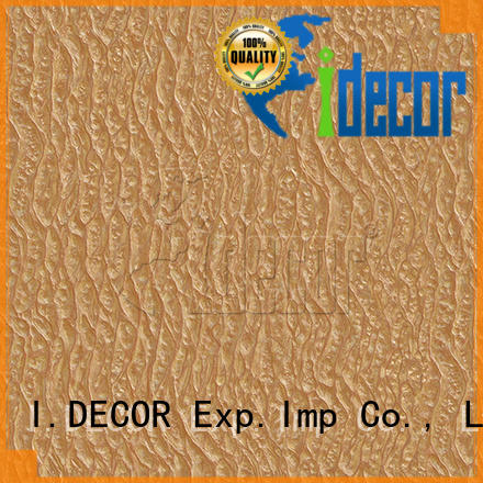 I.DECOR Stone Decorative Paper customized for theater