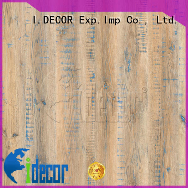 I.DECOR stable wood sticker paper series for dining room