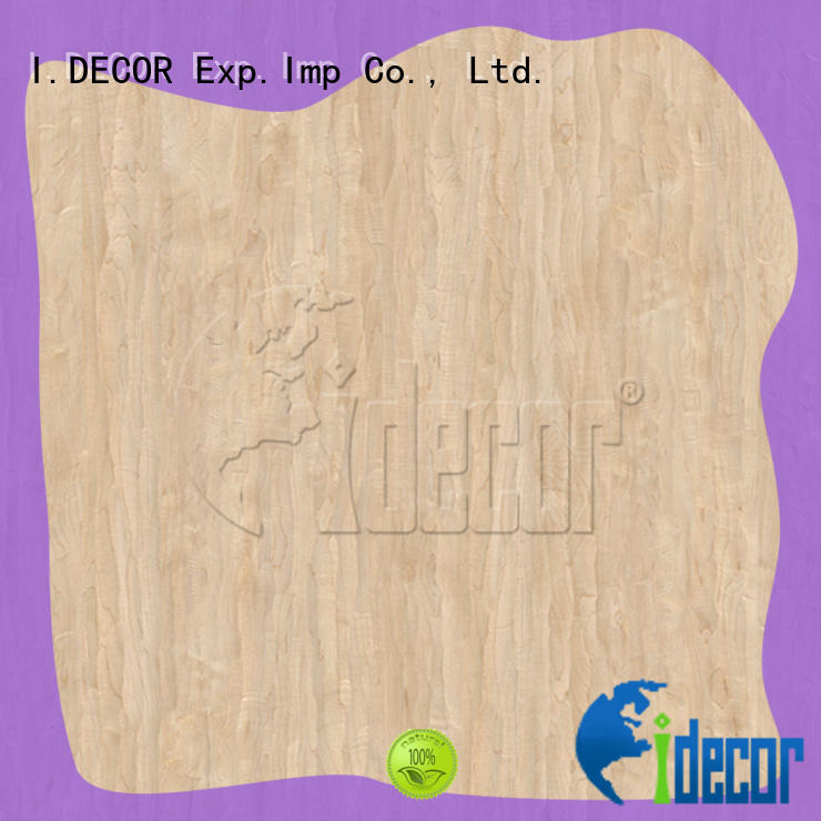I.DECOR real faux wood paper directly sale for master room
