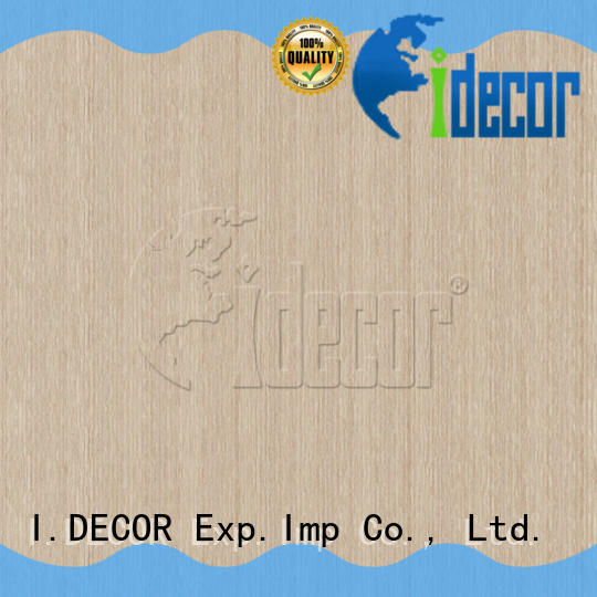 real faux wood paper from China for dining room