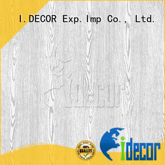 I.DECOR professional wood grain printer paper from China for study room